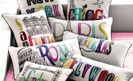 Almofadas na decoração | Love At Home