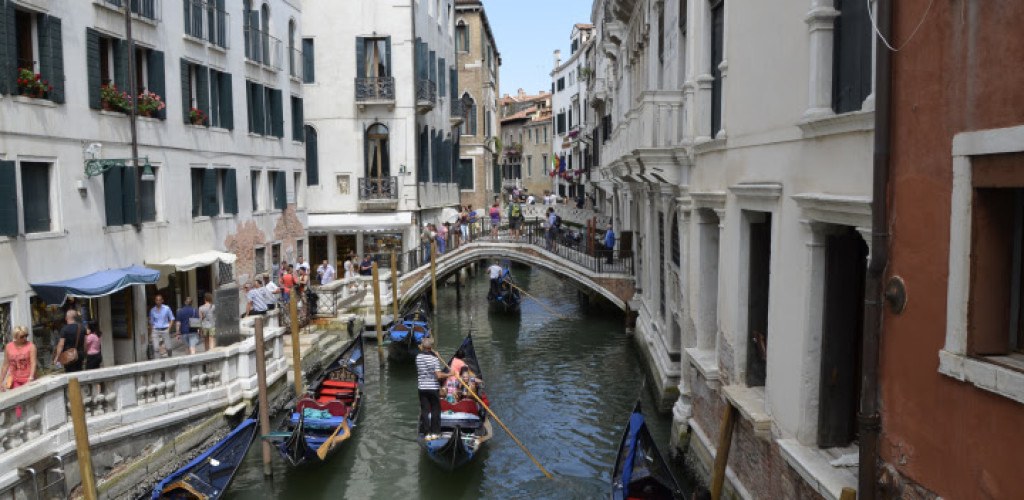 Veneza | A Daughter of the World