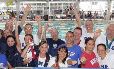 Clube gaúcho é campeão Sul Brasileiro Master de Natação | FrancisSwim