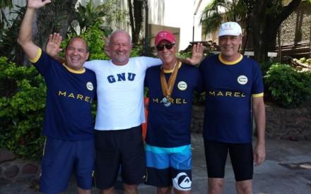 Nadador master conquista medalha de ouro | FrancisSwim