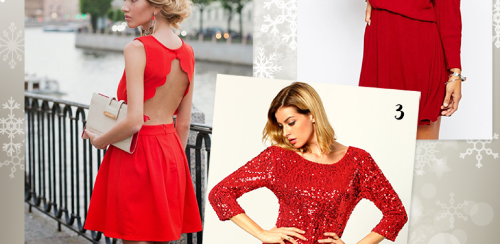 7 vestidos vermelhos para arrasar no Natal | Tanamoda