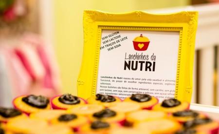 Lanchinhos da Nutri | Além do Cabelo
