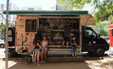 Pueblo Food Truck no Parcão | Gastroterapia