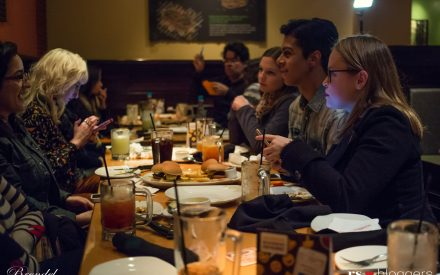 Outback recebeu influenciadores do RSbloggers para Happy Hour