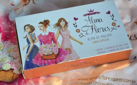 Resenha: linha de sabonetes Alma de Flores | Além do Look do Dia