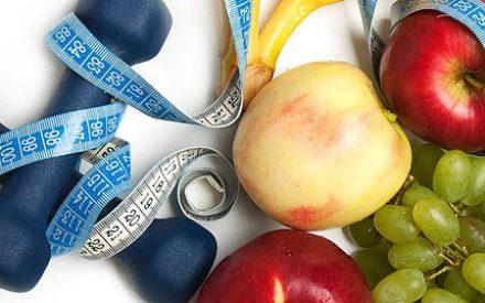 Saúde: nutrição e atividade física | Tamara Aymay